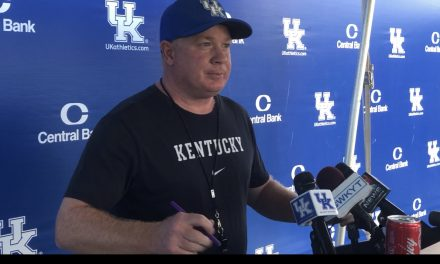 Mark Stoops Final Press Conference Pre Toledo