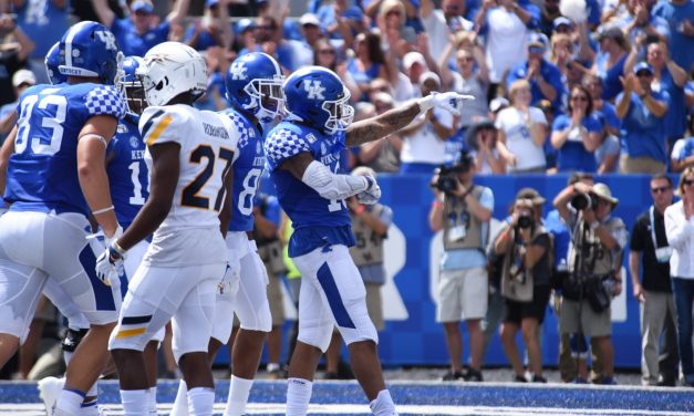 Kentucky Toledo Game Story, MVP & Highlights
