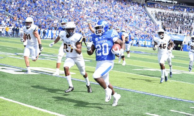 Kentucky Vs. Eastern Michigan Game Preview and Prediction