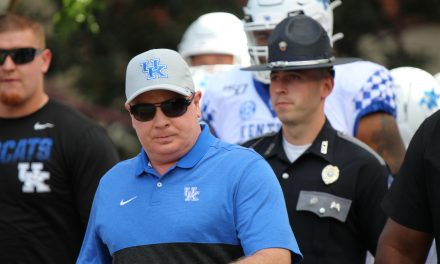 Mark Stoops Previews South Carolina in Monday Press Conference