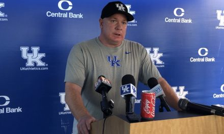 Mark Stoops Final Press Conference Pre Eastern Michigan
