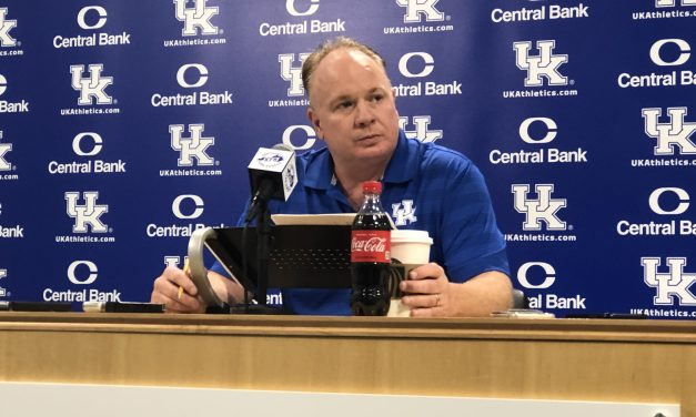 Mark Stoops Previews Florida, Sawyer Smith In Monday Press Conference