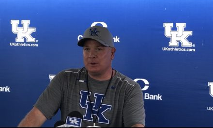 Mark Stoops Final Press Conference Pre Mississippi State