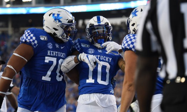 Kentucky Football: Depth Chart Analysis, Game-By-Game Predictions