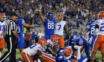 Sickening end of Florida game and all-too-familiar feel to Wildcat fans