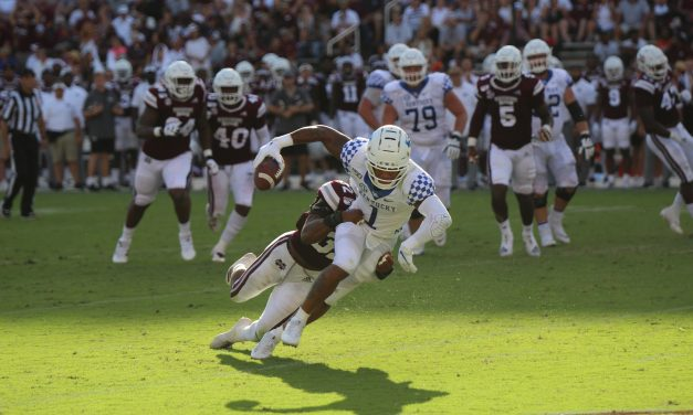 Wildcats beaten by Mississippi State – AND themselves