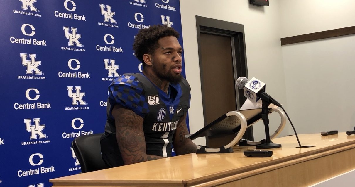 Kentucky Players and Assistant Coaches Recap Victory Over Missouri