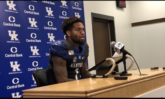 Through a drizzle, then a downpour, Bowden carried the Cats past Mizzou