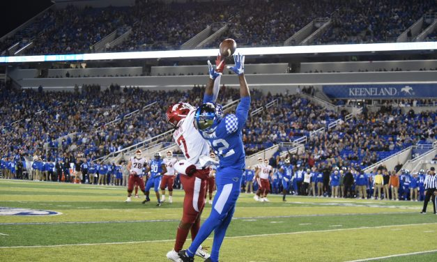 Kentucky Football 2020 Position Preview: Cornerbacks