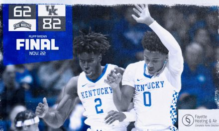 No. 9 Kentucky Blows By Mount St. Mary's: Recap, MVP & Highlights