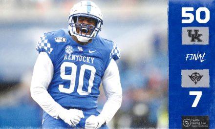 Kentucky Crushes U-T Martin: Game Story, MVP & Highlights