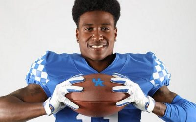 Meet the former JUCO star who's been the anchor for UK's young secondary