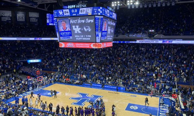 Evansville Shocks No. 1 Kentucky : Recap, MVP & Highlights