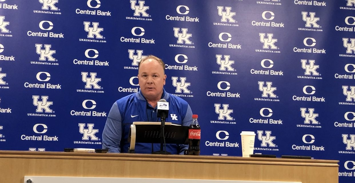Mark Stoops Previews Tennessee, Addresses Florida State Rumors in Monday Press Conference