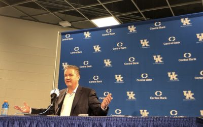John Calipari, Keion Brooks, Nate Sestina & Nick Richards Recap Blowout Victory Over Eastern Kentucky