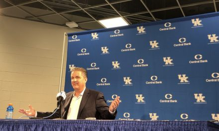 John Calipari, Keion Brooks, Nate Sestina & Nick Richards Recap Blowout Victory Over Eastern Kentucky