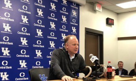 Mark Stoops Talks Tennessee Loss, Previews Vanderbilt In Monday Press Conference