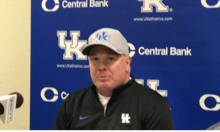 Mark Stoops Recaps Huge Win Over Vanderbilt
