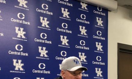 Mark Stoops Recaps Blow Out Victory Over U-T Martin