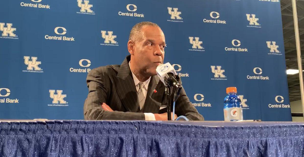 Lamar Head Coach Tic Price Recaps Loss To No. 9 Kentucky