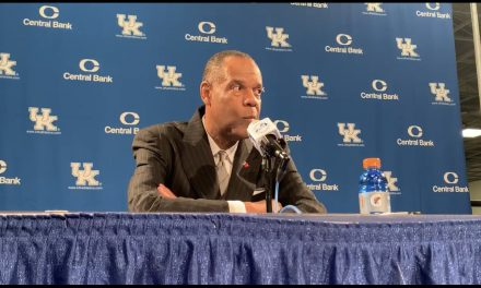 Lamar Head Coach Tic Price Recaps Loss To No. 9 Kentucky