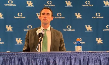 UAB head coach Robert Ehsan recaps loss to No. 9 Kentucky