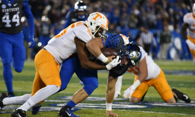 Tennessee Beats Kentucky In Comeback Fashion: Game Story, MVP & Highlights