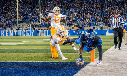 Same result, different details: Vols deal bitter loss to Cats