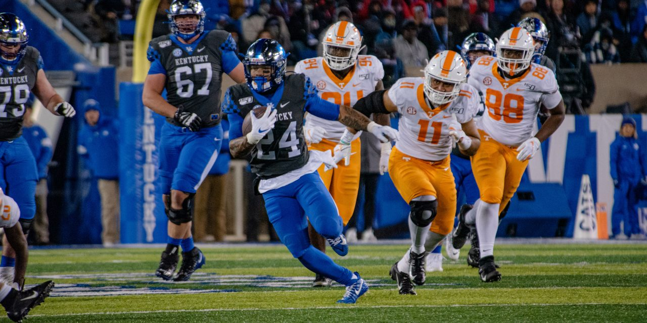 Kentucky vs. No. 18 Tennessee: Preview and Prediction