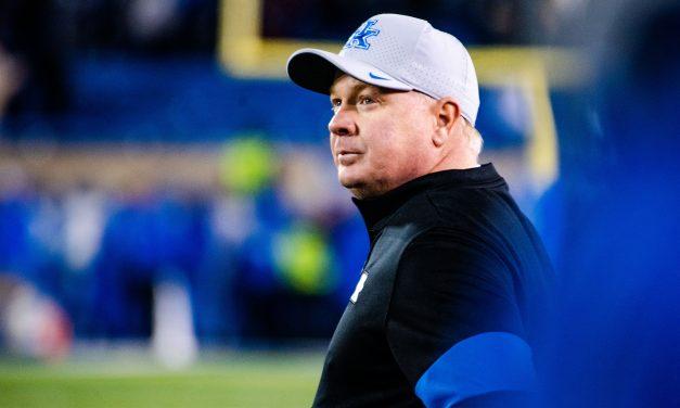 Kentucky Football cracks Phil Steele's preseason top 25, brings back C.J. Conrad as grad assistant