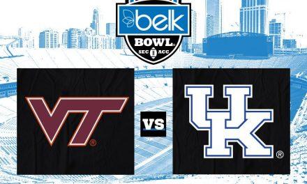 Kentucky to take on Virginia Tech in 2019 Belk Bowl
