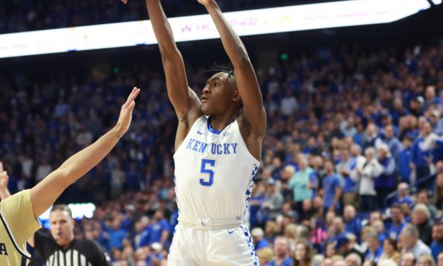 The top 10 moments of the 2019-20 Kentucky Men's Basketball season