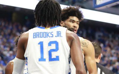 Kentucky Basketball 2020-21 jersey numbers announced