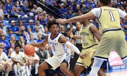 Ashton Hagans declares for NBA Draft, will not maintain eligibility