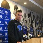 Matthew Mitchell previews No. 7 Louisville