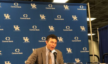 Georgia Tech's Josh Pastner recaps loss to No. 8 Kentucky