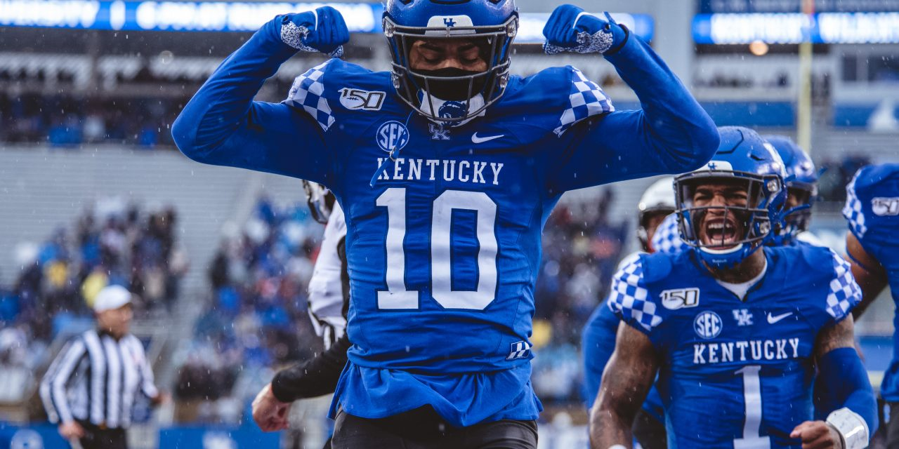 Kentucky Football: A.J. Rose will return for senior season