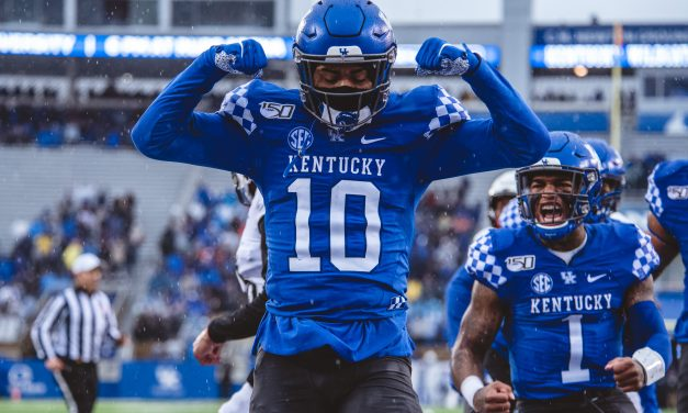 Kentucky Football: A.J. Rose will return for senior season