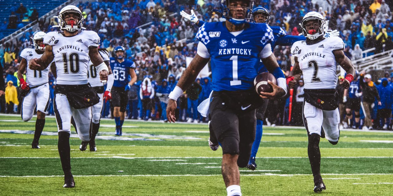 Former Kentucky Wildcat All-American Lynn Bowden traded to Miami Dolphins