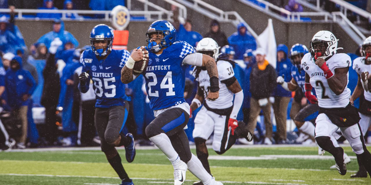 UK Football: Post Practice Media sessions after second week of spring practice