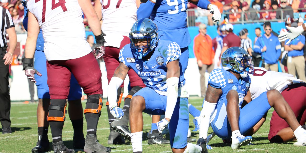Kentucky Football Position Preview: Inside Linebackers