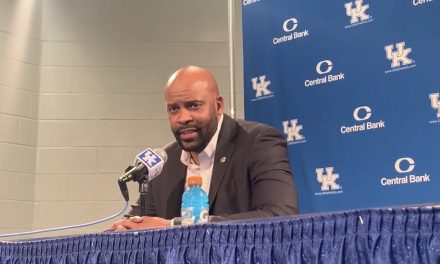 Missouri HC Missouri HC Cuonzo Martin recaps loss to Kentucky