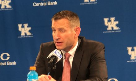 Alabama HC Nate Oats recaps loss to No. 14 Kentucky