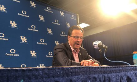 Georgia head coach Tom Crean recaps loss to Kentucky