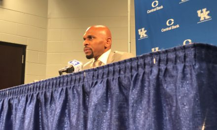 Vanderbilt head coach Jerry Stackhouse recaps loss to No. 13 Kentucky