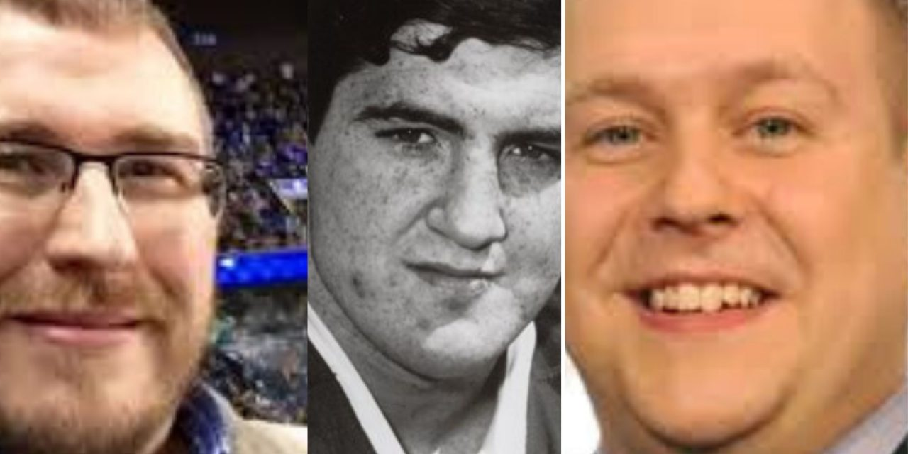 Dan Rieffer, Jeff Drummond & Jeff Van Note