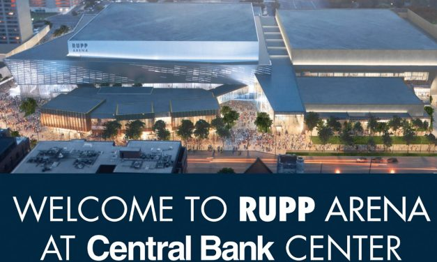 Lexington Center announces naming rights agreement with Central Bank