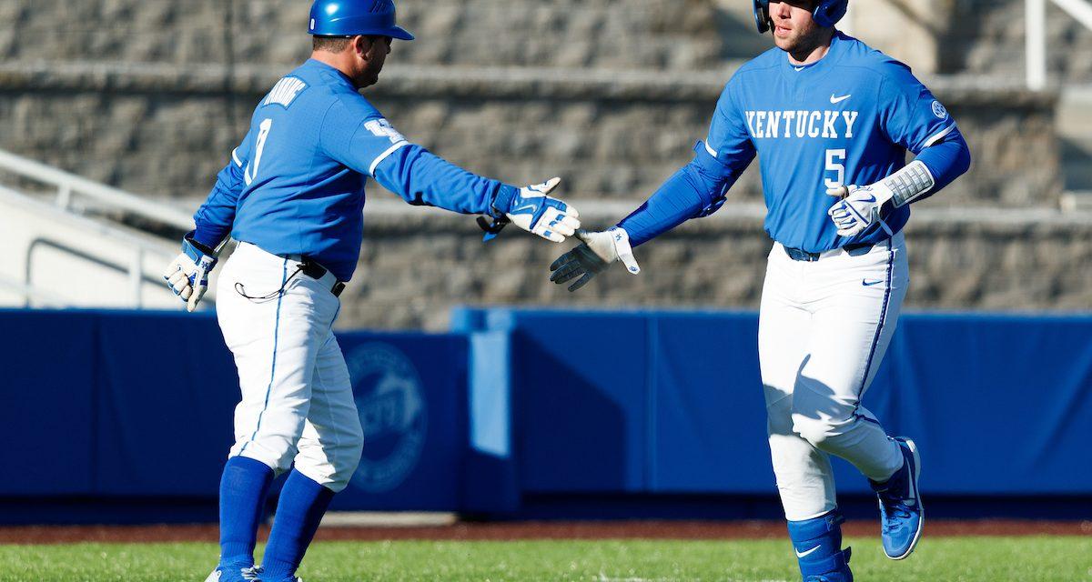Kentucky Baseball: T.J. Collett to return for 2021 season, Jaden Brown in transfer portal, lands two pitchers