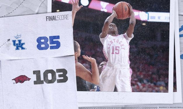 Kentucky women's basketball fall to Arkansas in Rhyne Howard's return