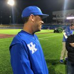 Kentucky Baseball head coach Nick Mingione joins the Big Blue Insider